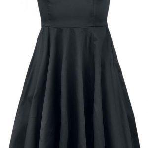 H&R London Black Mesh Lace Mekko