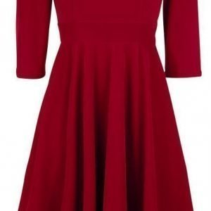 H&R London Glamourous Velvet Tea Dreams Dress Mekko