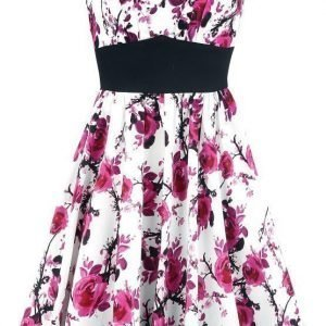H&R London Pink Floral Dress Mekko