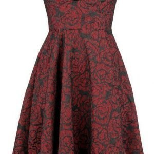 H&R London Regina Brocade Party Dress Mekko