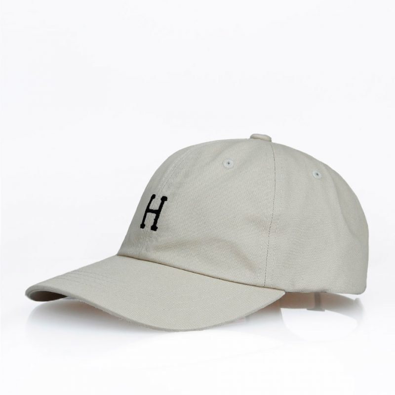 HUF Classic H Curved Visor -lippis