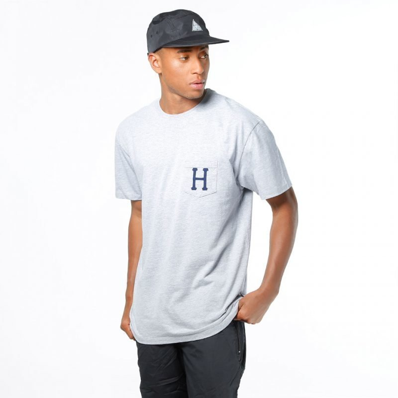 HUF Classic H Pocket -t-paita