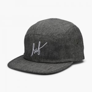 HUF Crosshatch Chambray Cap