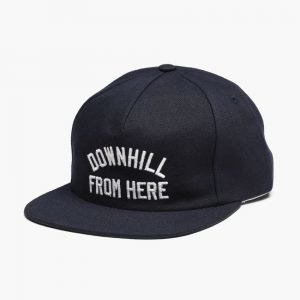 HUF DFH Snapback Made in the USA