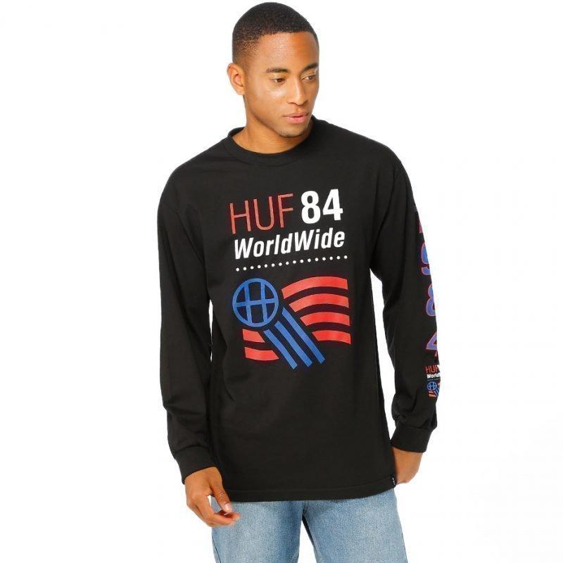 HUF HUF 1984 -longsleeve