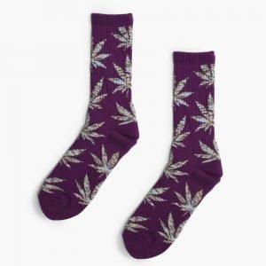 HUF Melange Plantlife Crew Sock
