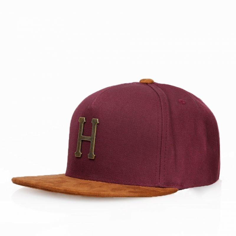 HUF Metal H -lippis
