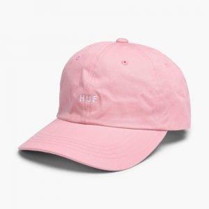 HUF Original Logo Curved Brim Cap