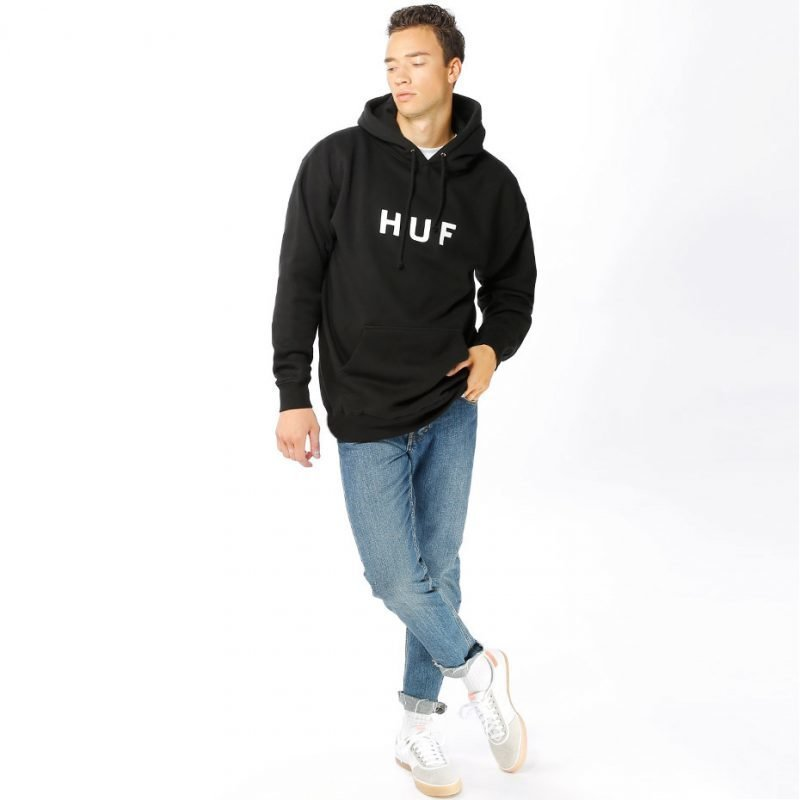 HUF Original Logo -huppari