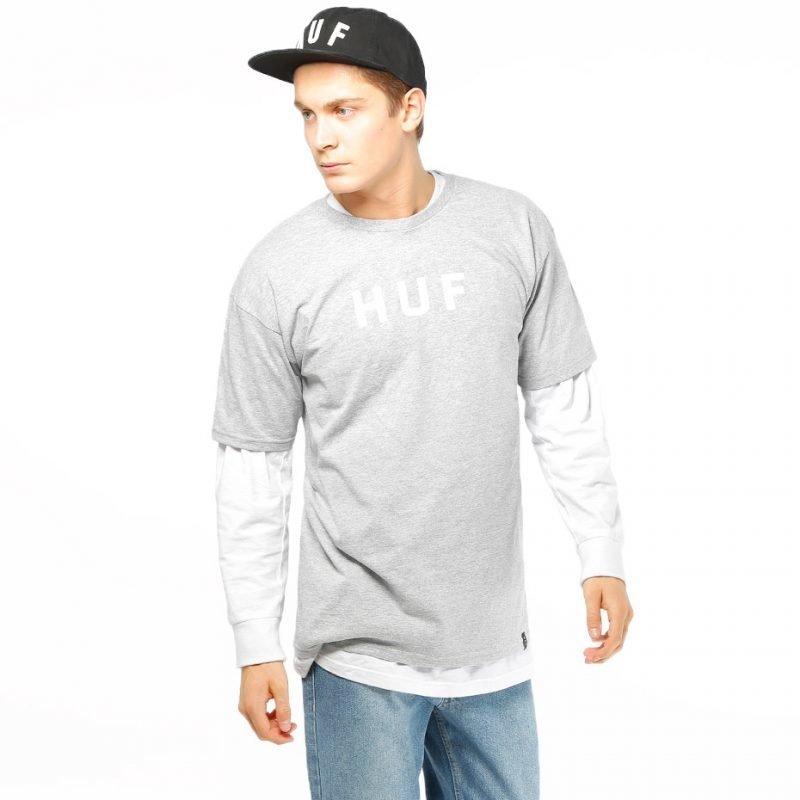 HUF Original Logo -t-paita