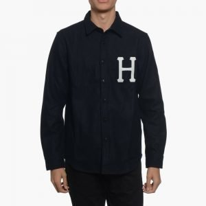 HUF Quilted Military Shirt