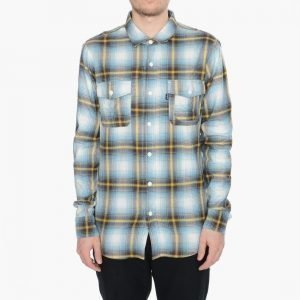 HUF Slauson Plaid Shirt