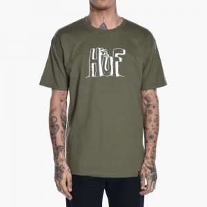 HUF Spike HUF Block Letters Tee