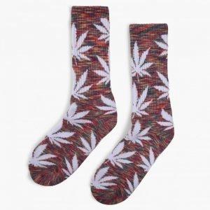 HUF Streaky Plantlife Crew Sock