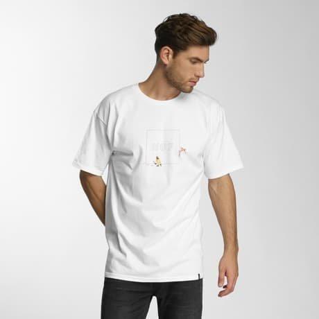 HUF T-paita Valkoinen