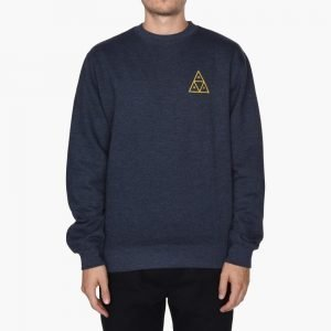 HUF Triple Triangle Crewneck Fleece