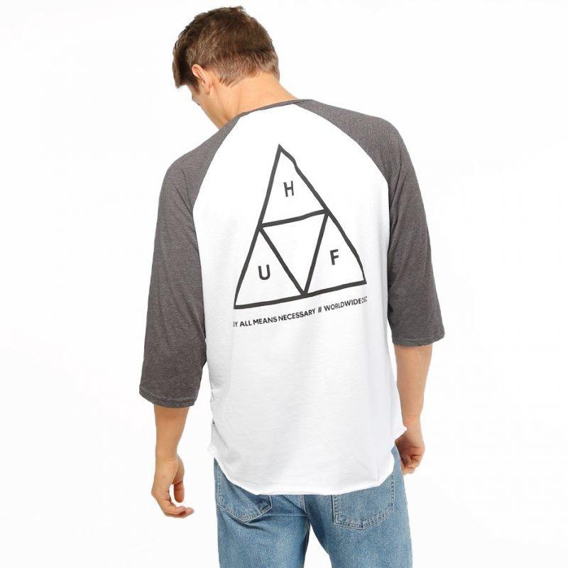 HUF Triple Triangle -longsleeve