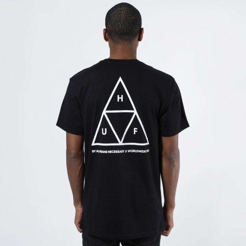 HUF Triple Triangle -t-paita