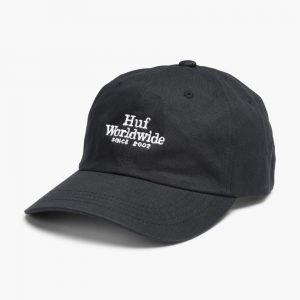 HUF Worldwide UV Curve Brim Hat