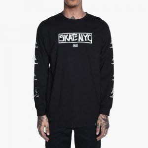 HUF x Skate NYC Long Sleeve Tee