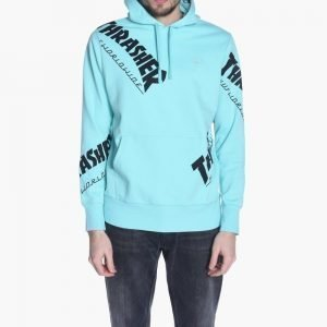 HUF x Thrasher TDS Allover Hoodie