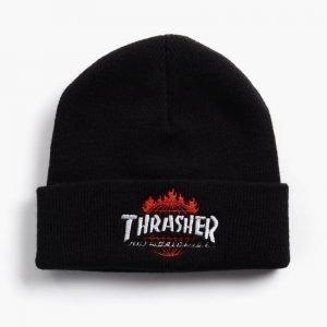 HUF x Thrasher TDS Beanie
