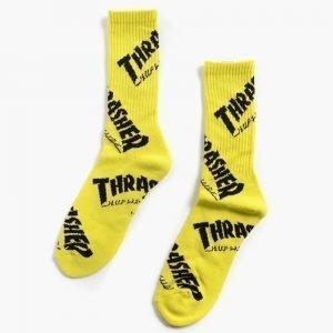 HUF x Thrasher TDS Crew Sock