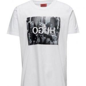 HUGO Danorama lyhythihainen t-paita