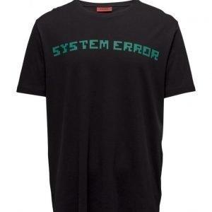 HUGO Derro lyhythihainen t-paita