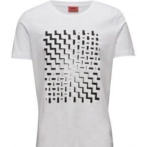 HUGO Dorved lyhythihainen t-paita