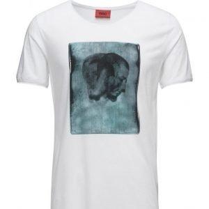 HUGO Driple lyhythihainen t-paita