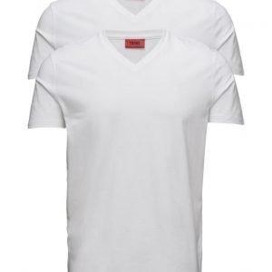 HUGO Hugo-V lyhythihainen t-paita