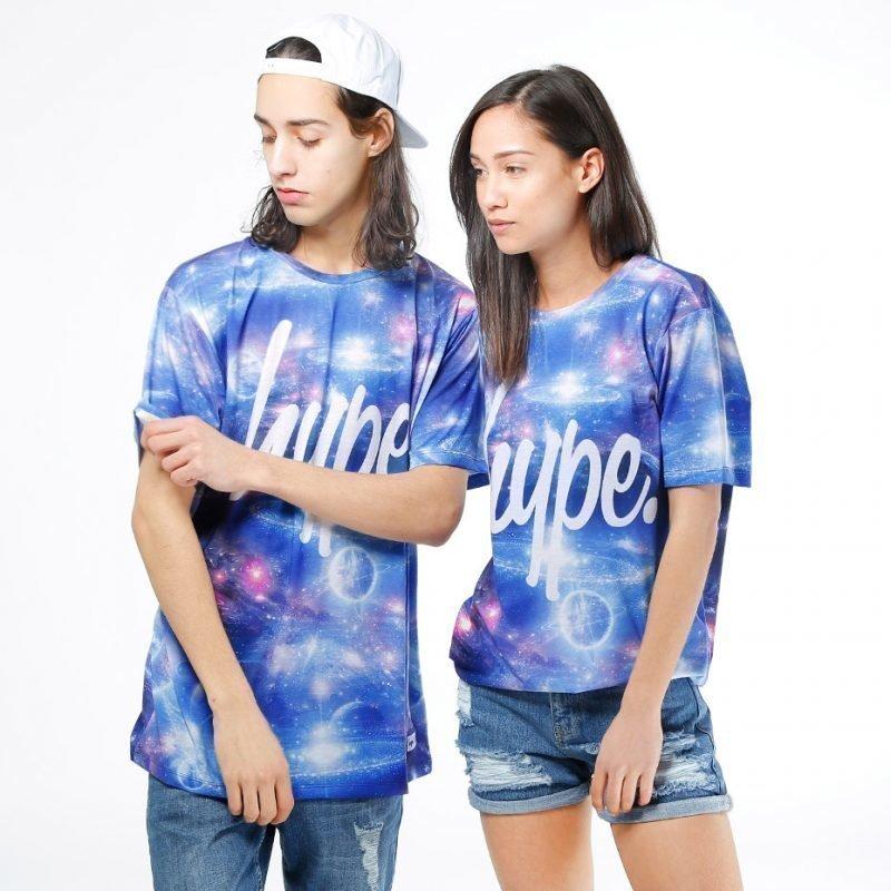 HYPE. Cosmos -t-paita
