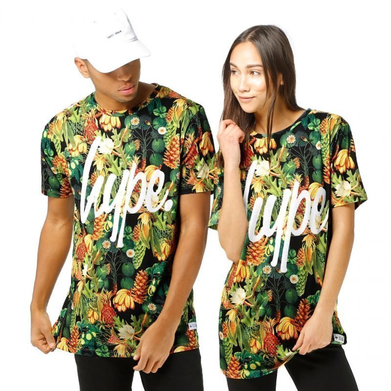 HYPE. Lily Pad Floral -t-paita