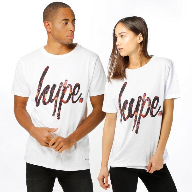 HYPE. Night Script -t-paita