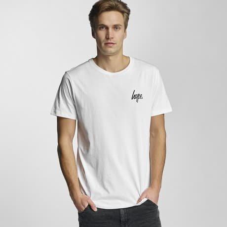 HYPE T-paita Valkoinen