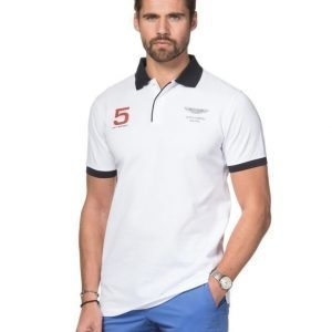 Hackett AMR Collar 800 White