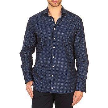 Hackett MINI PAISLEY pitkähihainen paitapusero