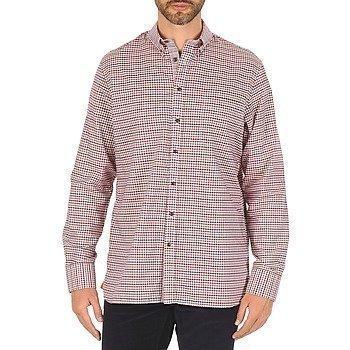 Hackett MULTI TRIM CHECK pitkähihainen paitapusero