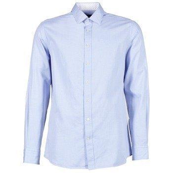 Hackett SQUARE TEXT MUTLI pitkähihainen paitapusero