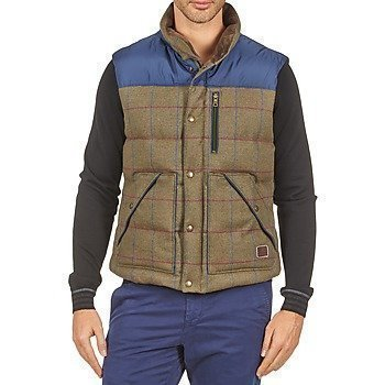Hackett TWEED MIX GILET toppatakki