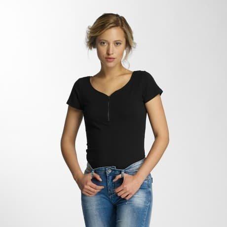 Hailys T-paita Musta