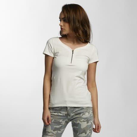 Hailys T-paita Valkoinen
