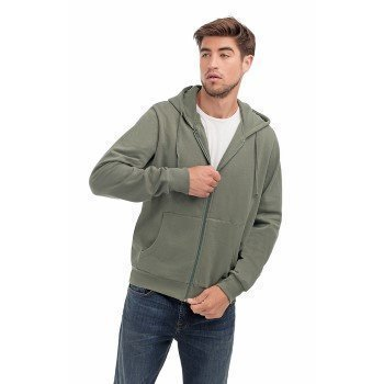 Hanes Beefy Hooded Jacket