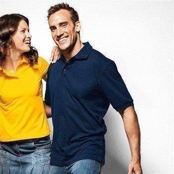 Hanes Beefy Pique Polo Shirt
