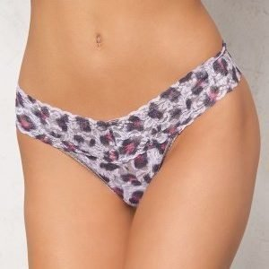 Hanky Panky Low Rise Thong Pearl Grey