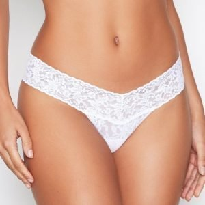Hanky Panky Thong Low Rise Stringit White