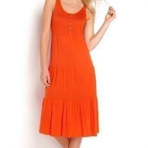 Happy Holly Mekko Florena Oranssinpunainen