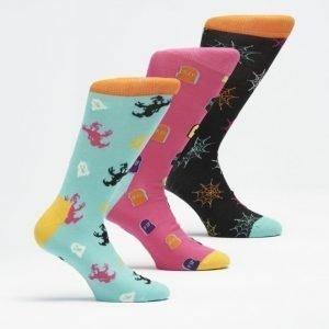 Happy Socks 3-pack Socks 9000