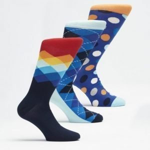 Happy Socks 3-pack XFAT08